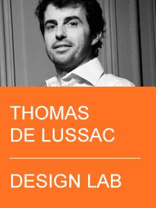 portrait thomas de lussac designer